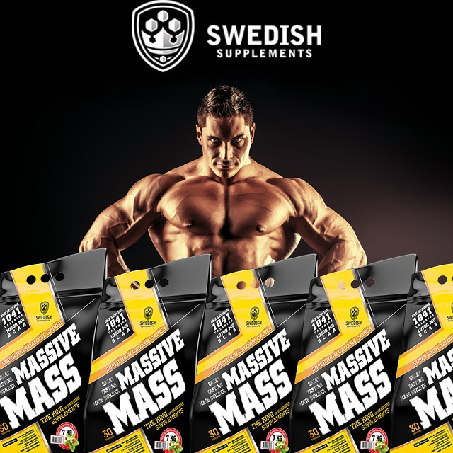massive mass swedish supplements