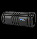 Massage Foam Roller - Black για δίαιτες