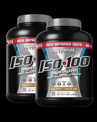 ISO 100 5 lbs. Stack от Dymatize