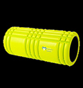 Massage Foam Roller - Light Green για δίαιτες
