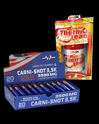 ThermoLean & Carni-Shot 3.5K от AMIX Nutrition, MEX