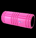 Massage Foam Roller - Pink για δίαιτες