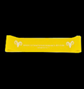 Continuous Rehabilitation Loop Rubber Band - Level 3 - Yellow για δίαιτες