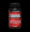 L-Arginine 375 mg with L-Ornithine 250 mg για δίαιτες