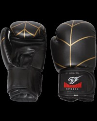 Boxing Gloves - Spider - Black от Armageddon Sports