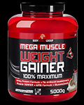 Muscle Line Mega Muscle Weight Gainer για δίαιτες