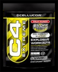C4 Pre-Workout от Cellucor