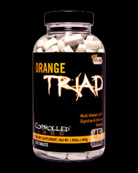 Orange TRIad от Controlled Labs