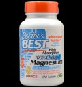 Doctor's Best - High Absorption Chelated Magnesium 100 mg with TRAACS για δίαιτες