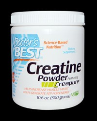 BEST Creapure® Creatine Powder от Doctor's Best