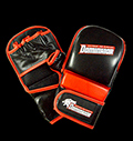 MMA Gloves - For Amateurs - Black Red για δίαιτες