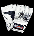 White Fight - MMA Gloves για δίαιτες