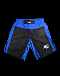 Blue & Black - MMA Shorts от Dominator