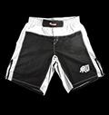 Black & White - MMA Shorts για δίαιτες