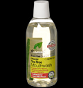 Organic tea Tree Mouthwash για δίαιτες