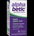 alpha betic® Alpha Lipoic Acid 200 mg για δίαιτες