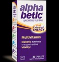 alpha betic® Multivitamin Plus Extended Energy για δίαιτες
