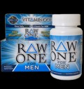 Vitamin Code® - RAW ONE™ Men's Once Daily Multivitamin για δίαιτες