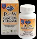 RAW Candida Cleanse για δίαιτες