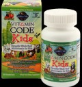 Vitamin Code® - Kids Chewable Multivitamin Cherry Berry για δίαιτες