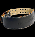 Leather Padded Belt 15 cm για δίαιτες