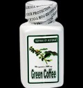 Green Coffee Extract 490 mg για δίαιτες