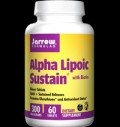 ALA - Alpha Lipoic Sustain® 300 mg with Biotin 330 mcg για δίαιτες