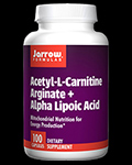 Acetyl L-Carnitine Arginate 500 mg + Alpha Lipoic Acid 100 mg για δίαιτες