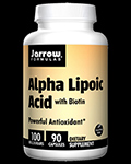 Alpha Lipoic Acid 100 mg with Biotin 333 mcg για δίαιτες