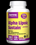 Alpha Lipoic Sustain® 300 mg with Biotin 330 mcg για δίαιτες