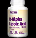 R-Alpha Lipoic Acid 100 mg plus D-Biotin 150 mcg για δίαιτες