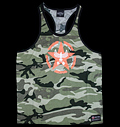 Tank Top Camouflage για δίαιτες