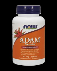 Adam Men's Vits от NOW Foods