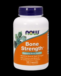 Bone Strength от NOW Foods