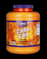 Sports Carbo Gain от NOW Foods