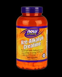 Sports Kre-Alkalyn 750 mg от NOW Foods