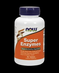 Super Enzymes от NOW Foods