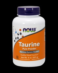 Taurine Powder от NOW Foods