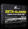 Beta-Alanine 1000 mg Carno Rush για δίαιτες