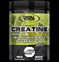 100% Pure Creatine Monohydrate Caps για δίαιτες