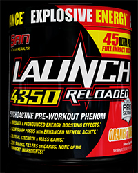 RELOADED (Launch 4350) от SAN Nutrition