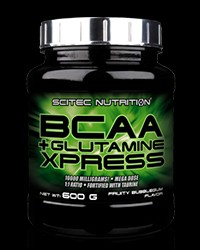 BCAA 2:1:1 + L-Glutamine Xpress Powder от Scitec Nutrition