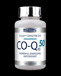 CoQ10 50 mg от Scitec Essentials