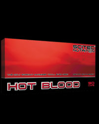 Hot Blood 3.0 Caps от Scitec Nutrition