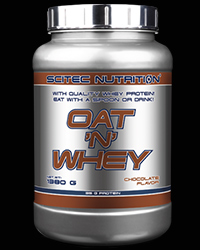 OAT 'N' WHEY от Scitec Nutrition