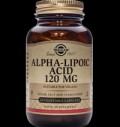 ALA - Alpha Lipoic Acid 120 mg για δίαιτες