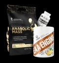 Kevin Levrone Anabolic Mass / Swedish Supplements EAA / FA Tribulus για δίαιτες