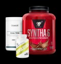 BSN Syntha 6 / Swedish Supplements Crevolution Magnum / OstroVit EAA 1150 για δίαιτες