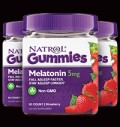 Natrol Melatonin Gummies 5mg / 90 Gummies 2+1 FREE για δίαιτες