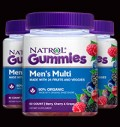 Natrol Men's Multi 90 Gummies 2+1 FREE για δίαιτες